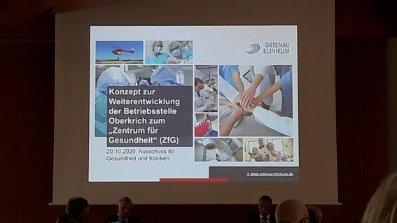 Schließung Krankenhaus Oberkirch